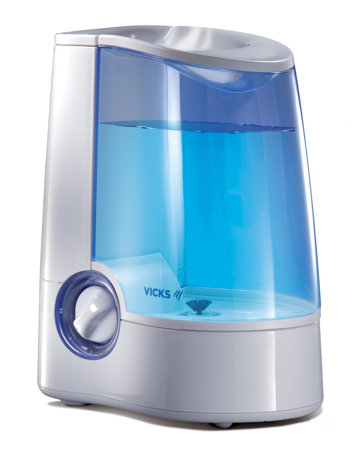 Live and Breathe Healthy with the Vicks Warm Mist Humidifier