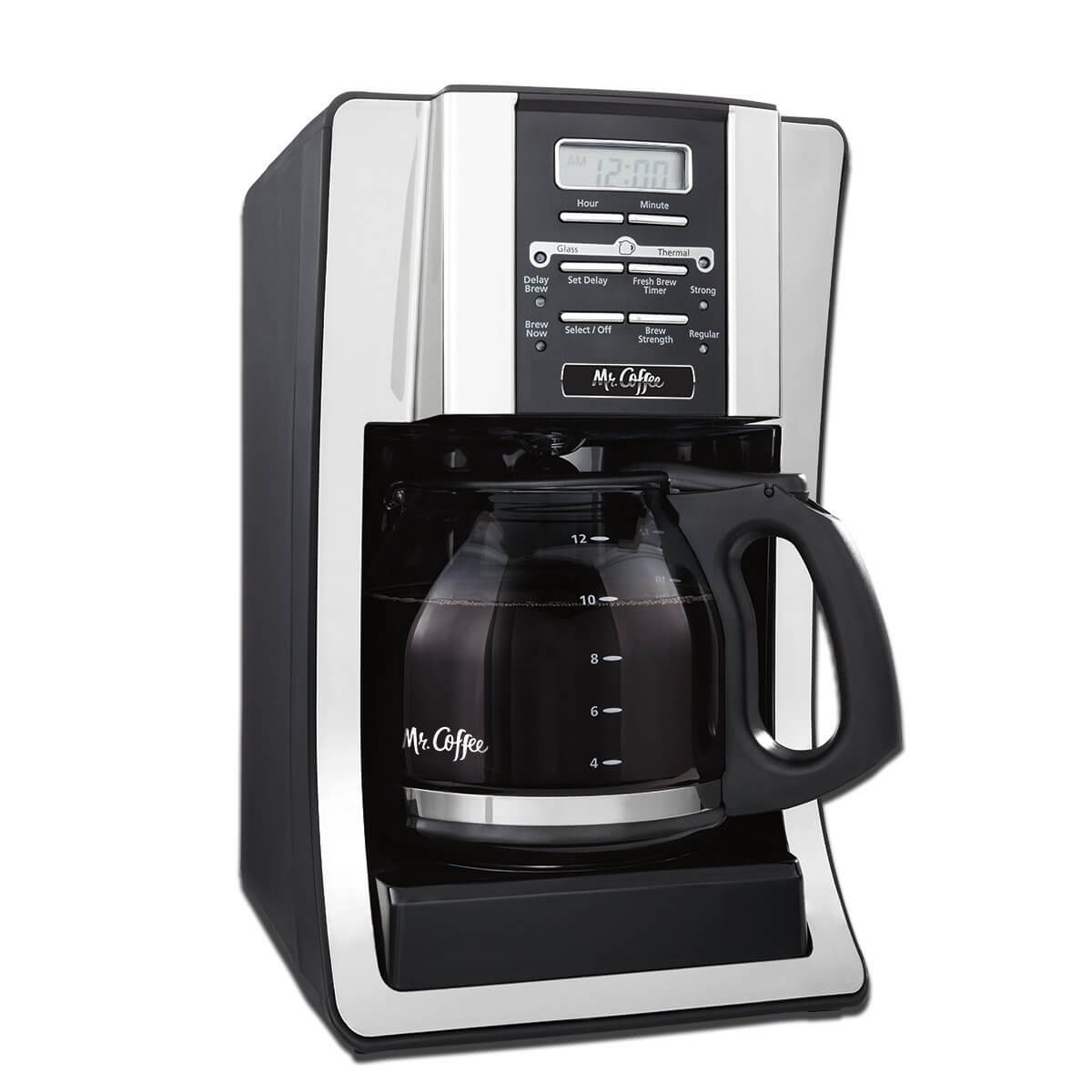 Mr. Coffee 12 Cup Programmable Coffee Maker Review
